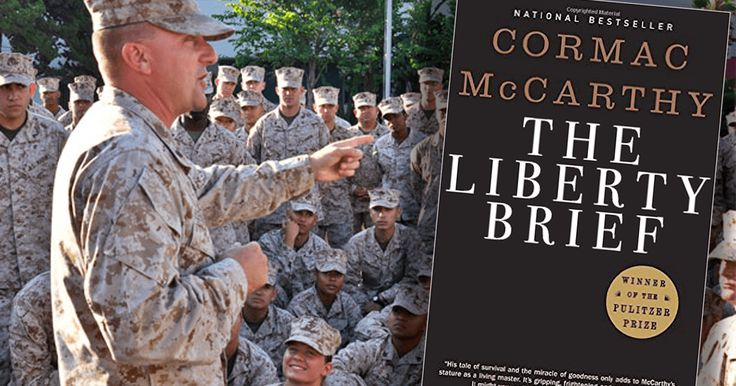 DUFFEL BLOG PRESENTS: Cormac McCarthy gives your weekend safety brief