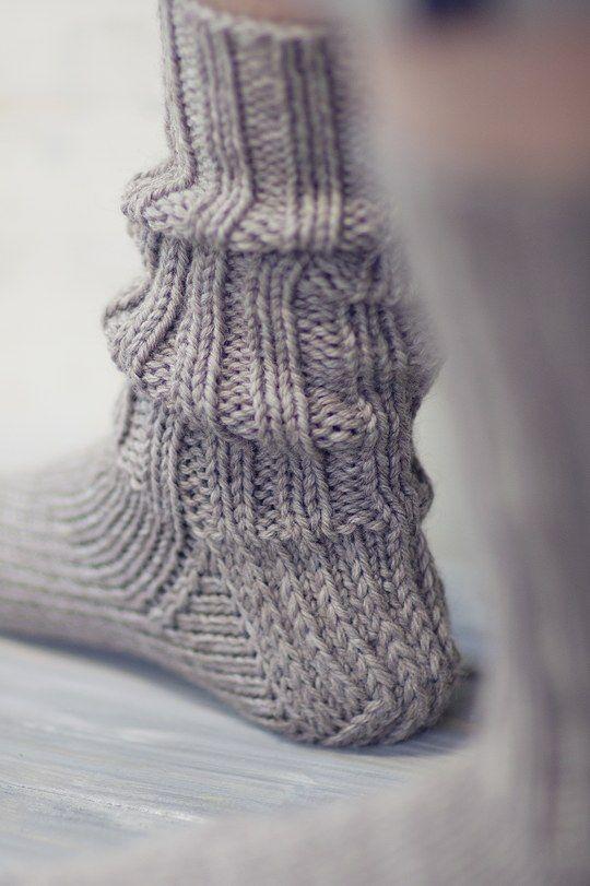Perusvillasukat Novita Isoveli   Novita knits