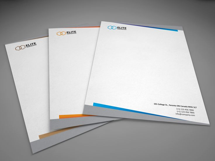 1000 ideas about Letterhead Template Word – Corporate Word Templates