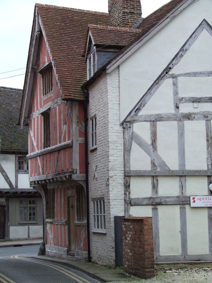 English Buildings: Tewkesbury, Gloucestershire