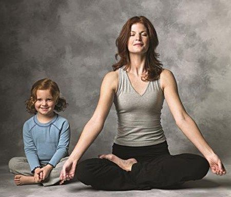 Yoga For Moms and Dads