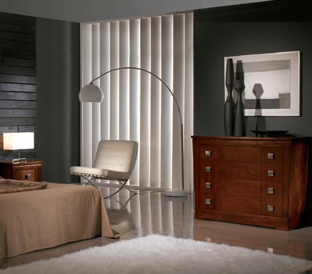 Una cómoda con estilo y personalidad propios. // A comfortable style and personality.