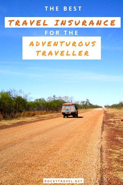 The Best Travel Insurance for the adventurous Traveller - Rocky Travel Blog