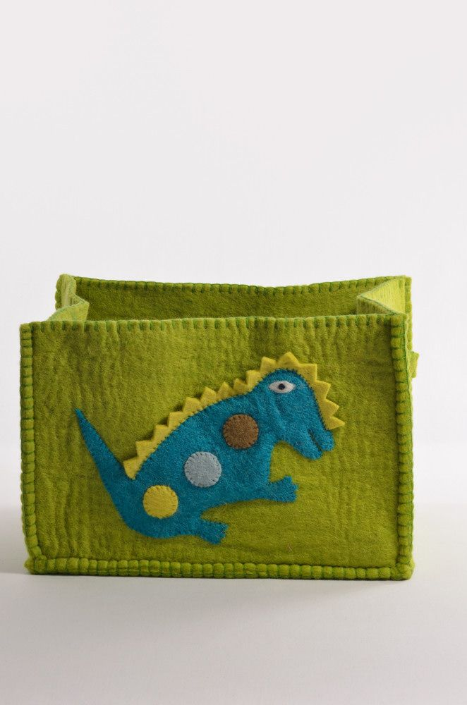 Dino tidy up bag