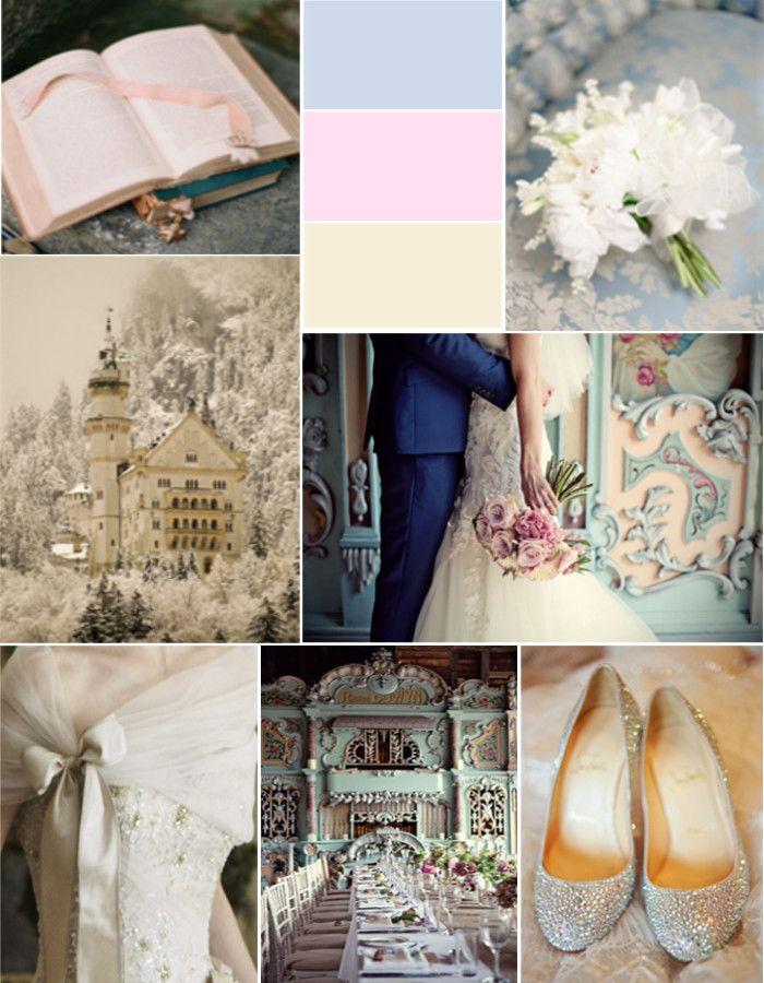 cinderellthemed wedding scroll invitations%0A Cinderella Wedding
