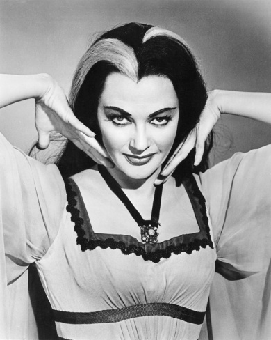 Yvonne De Carlo - The Munsters