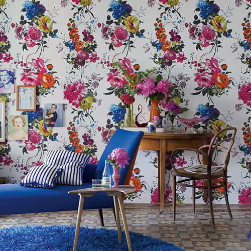 amrapali wallpaper - designers guild