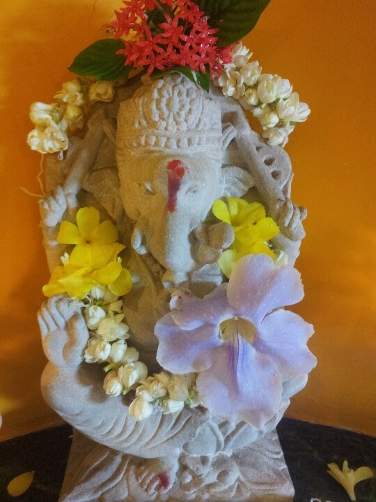 Our beloved Ganapati