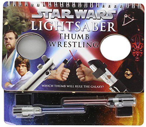 Star Wars Lightsaber Thumb Wrestling. Shopswell   Shopping smarter together.™