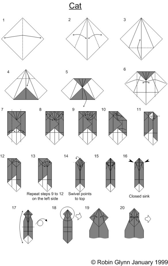 28 best images about origami on pinterest