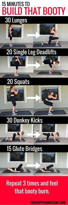 Here is one of my FAVORITE no equipment at home workouts for when I want to target my glutes and continue building myself a booty. It's been a long time just getting this far with my backside and there's no way I'm stopping now. Of course heavy weights are always a plus when it comes …
