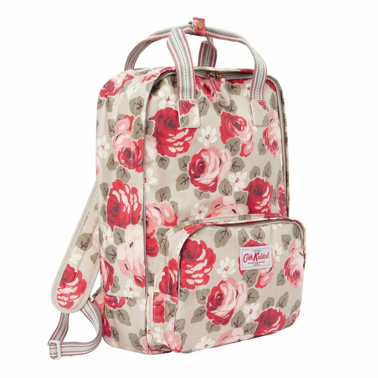 Backpacks   Aubrey Rose Backpack   CathKidston
