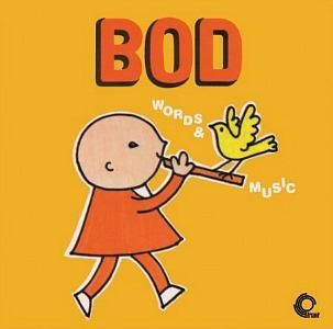 Bod - 70s cartoon. Now girls put their hair up with an oversized bun on the very top of their like the grandma in bod