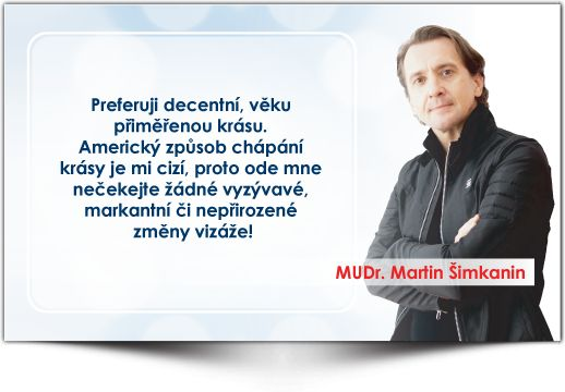 MUDr. Martin Šimkanin - Medical Institut