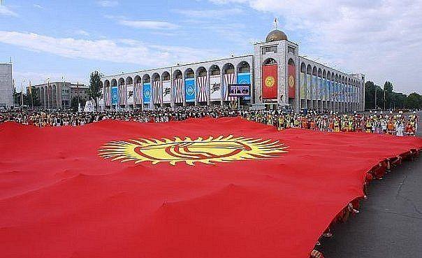 Медцентр КГМА поздравляет всех жителей Кыргызстана с праздником 25-летием провозглашения Независимости!  Желаем всем Кыргызстанцам крепкого здоровья, добра и мира семьям и конечно счастья!