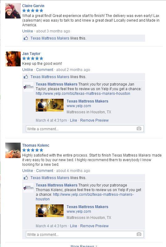 Pin by Texas Mattress Makers on Customer Appreciation