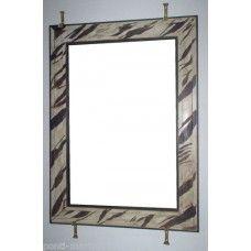 CORNICE design FERRO BATTUTO per Specchio o Foto con o senza LED . Realizzazioni Personalizzate . 825