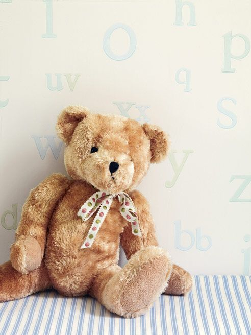 Adorable Teddy Bear. See More. Beatrix Potter™   Nursery Tales Collection    Jane Churchill Fabrics U0026 Wallpapers Photo