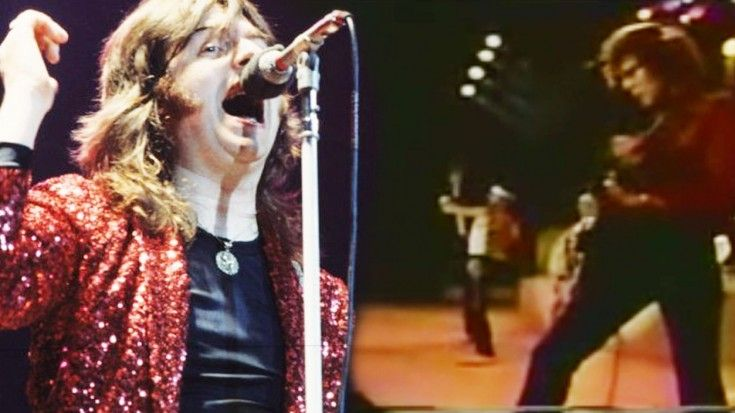 """Foghat's '81 """"I Just Want To Make Love To You"""" Performance Will BLOW Your Mind!"""