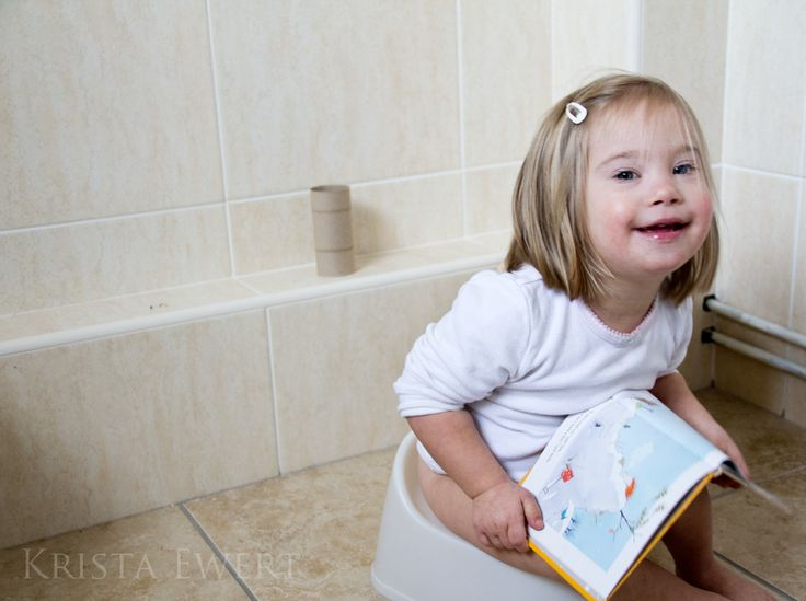 One Beautiful Life: Potty Training a Child With Down Syndrome: What's the Best Way?