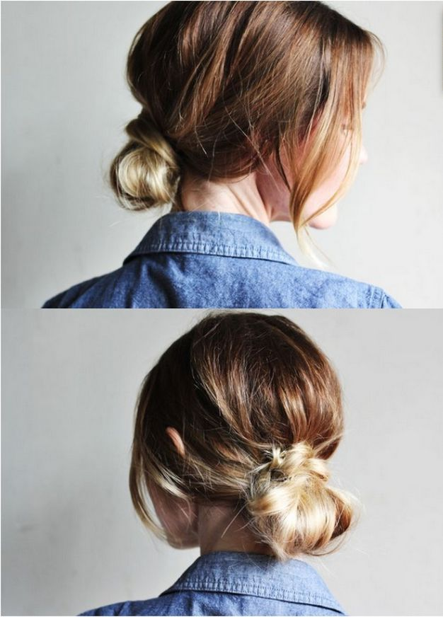5 Minute Hairstyles to Simplify Your Life