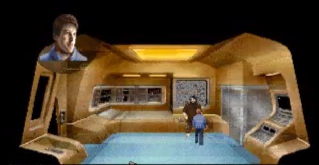 Amiga game screenshot