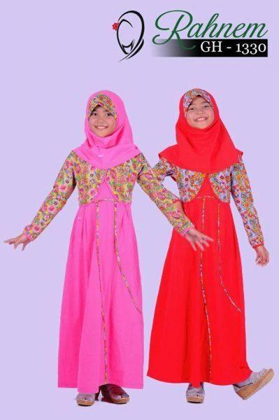 Jual beli Baju Rahnem Anak GH 1330 di Lapak Aprilia Wati - agenbajumuslim. Menjual Dress - Rahnem Anak GH  1330 Kode :  GH-1330 Warna : Merah & Pink  Ready size : m,xxxl  Rahnem Anak GH-1330 Harga : Rp. 139.000 (S-M) Harga : Rp. 149.000 (L-XL) Harga : Rp. 159.000 (XXL-XXXL)   Size : S, M, L, XL, XXL, XXXL   TERMASUK  JILBAB   Stok Barang Berubah sewaktu-waktu tanpa pemberitahuan terlebih dahulu, Mohon pastikan ketersediaan stok sebelum closing. Untuk Ketersediaan Stok Bisa Hubungan k...