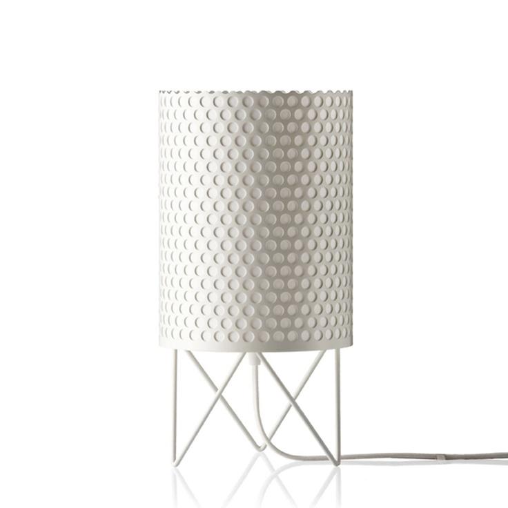 Pedrera Table Lamp White