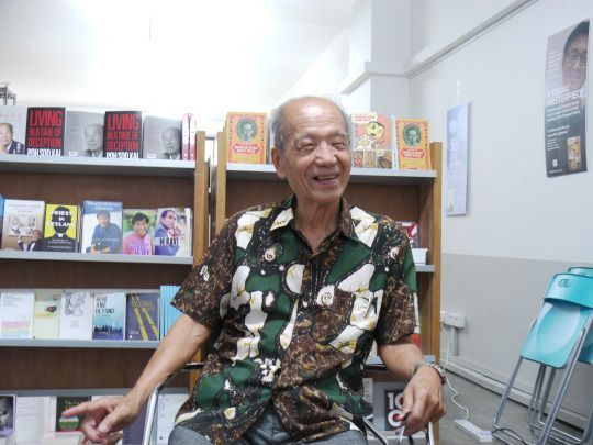 "The book, which covers much of Singapore's history in the turbulent 1950′s and 1960′s, seeks ""to explain and debunk the official Singapore historical narrative"".  Poh played a significant role in the modern history of Singapore as former assistant secretary-general of the Barisan Sosialis, the breakaway"