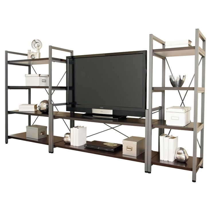 Have to have it. Jesper Tribeca TV Entertainment Wall Unit $327