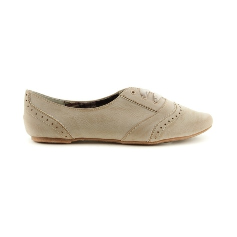 shop for womens not rated jam casual shoe in cream at