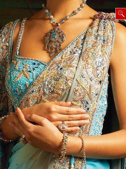 Tout sur le saree - shantaram