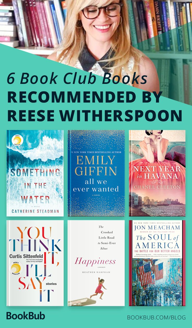 Here S What Reese Witherspoon Is Reading This Summer Book Club Suggestions Book Club Books Books
