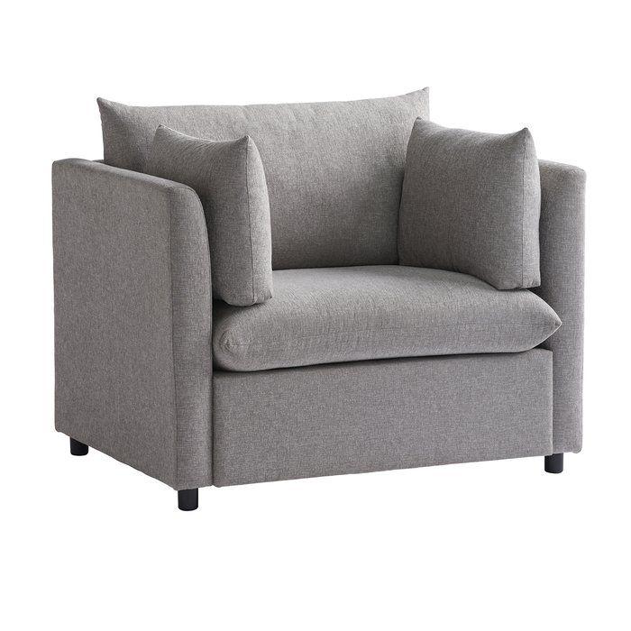 Woodrum Armchair Armchair Upholstered Swivel Chairs Big Cushions