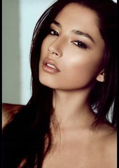 Jessica Gomes....singapore-chinese Portugese mixed. very multicultural :)