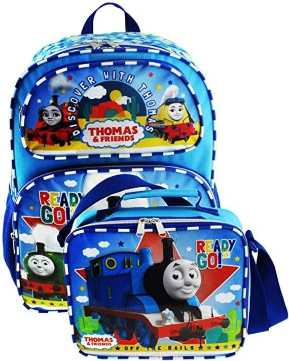 Thomas and Friend Personalized Backpack