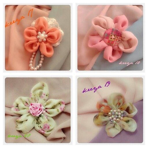 All about flower 4 my brooch