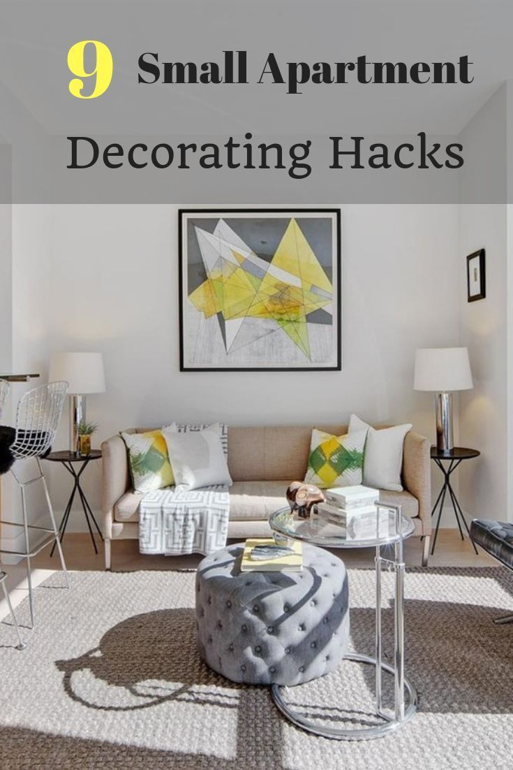 Ideas To Decorate Small Spaces Living Room Ideas Apartment Decor Smallspacesdecorating Small Room Design Apartment Decor Decorating Small Spaces Living Room
