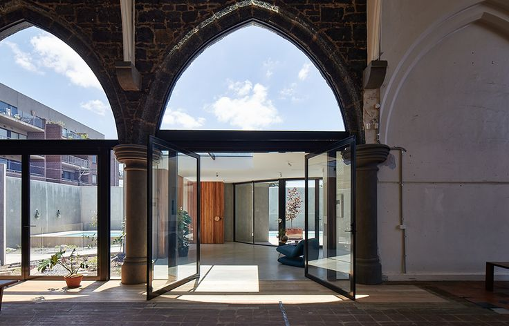 Kister Architects' Church Conversion