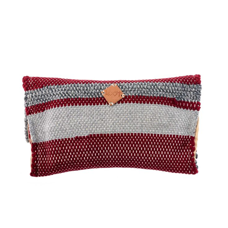 "Unique Loom handmade woven clutchbag ""Demetra""!!! #Loom #Woven_with_Grace_and_Artistry #unique #handmade #woven #kourelou #bag #shop #online #at #etsyshop #loommade www.loomhandmade.com"