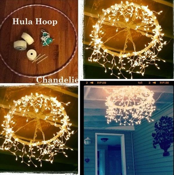 10 DIY Outdoor Lighting Ideas   NewNist