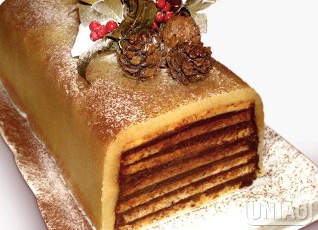 Torta Austríaca de Amêndoas