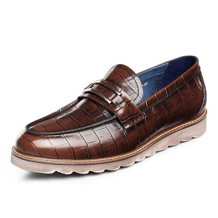135.50$  Buy now - http://alin6r.worldwells.pw/go.php?t=32780363724 - Spring Men's Dress Shoes Online Handmade Men Shoes For Sale Crocodile Genuine Leather Men Comfortable Shoes For Men Sets Foot 135.50$