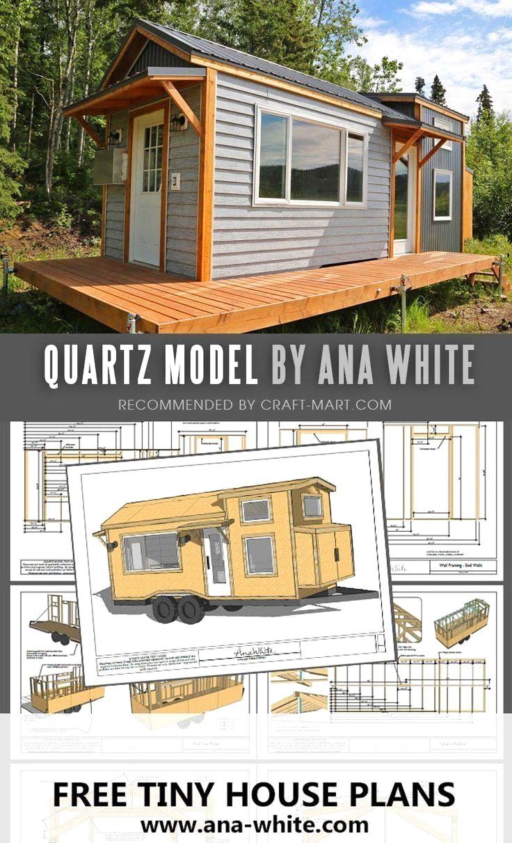 Pin By Leonard Tepayev On Diy In 2020 Tiny House Trailer Modern Tiny House Building A Tiny House