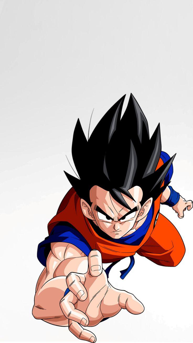 Goku Wallpaper iPhone 6 plus. Personajes de dragon ball