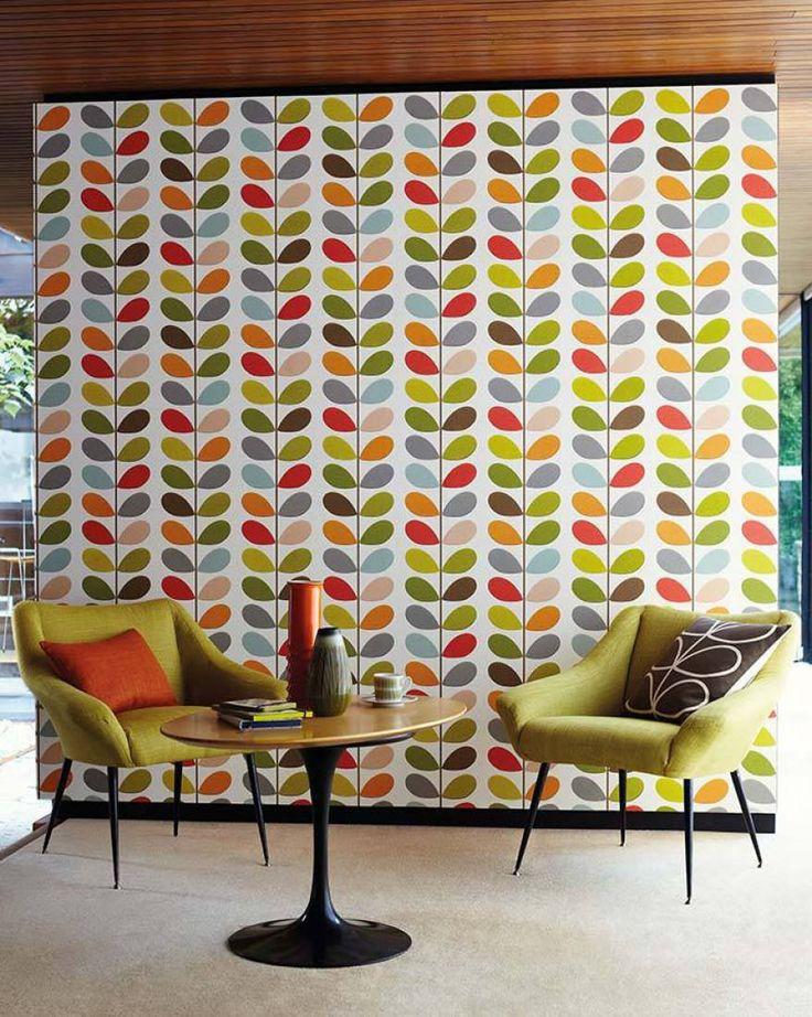 Die besten 25+ Harlekin tapete Ideen auf Pinterest Luxus-Tapete - tapeten wohnzimmer rot