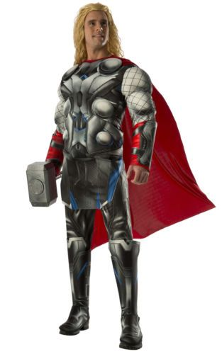 Thor-Los-Vengadores. Próximamente disponible para arriendo talla L a XL https://www.facebook.com/DisfracesCarnavalVinamarino/photos/?tab=album&album_id=122804281107629
