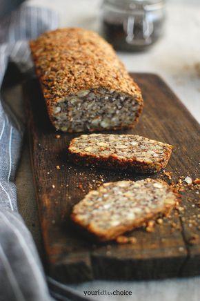 Chleb - same ziarna, bez mąki