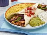 Cooking Channel serves up this Chipotle Chicken Fajitas recipe from Aida Mollenkamp plus many other recipes at CookingChannelTV.com