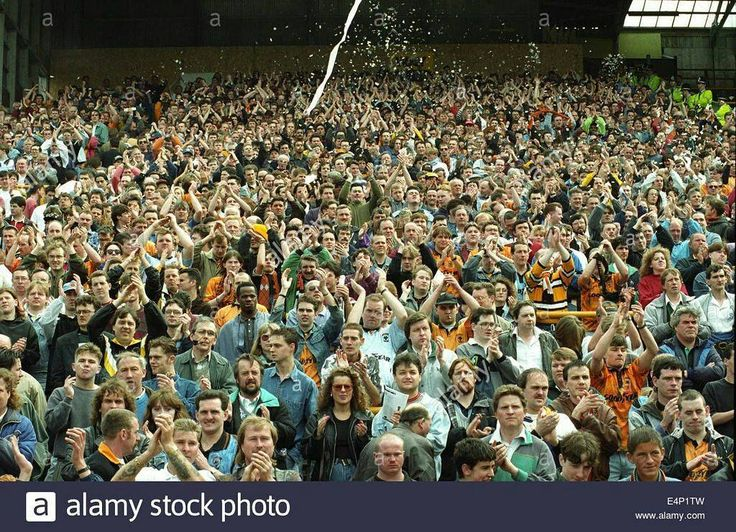 #Wolverhampton #WWFC #Wolves fans standing for the last time for final match on the old Southbank terraces at Molineux Stadium. 1993  #football #casuals #casuallife #casualscene #casualclobber #casualscene #casuallook #casualattire #casuallife #casualwear #footballcasuals #awaydays #thebeautifulgame #terraceculture #instagram #l4l #picoftheday #followforfollow #igers #awaydays #oldschoolfootball #dressers #casuallyobsessed #casualscene #hooligans #againstmodernfootball #thosewerethedays…